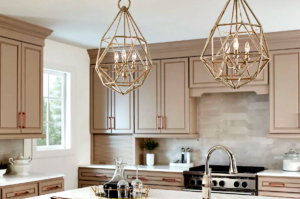 Kitchen Remodel - Elko NV - Light Fixtures